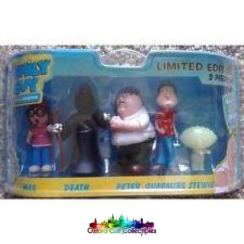 Family Guy Limited Edition 5 Piece Figure Set