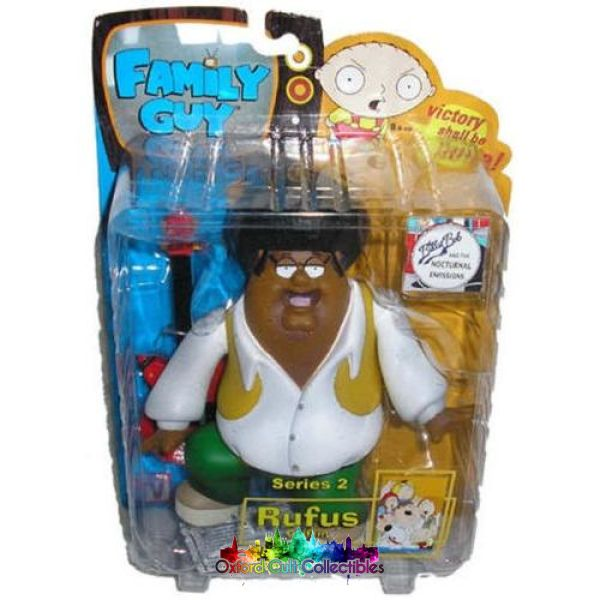 Family Guy Rufus Griffin Action Figure