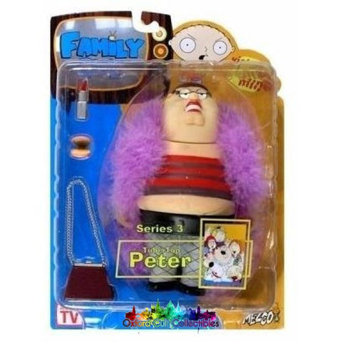 Family Guy Tube Top Peter Action Figure