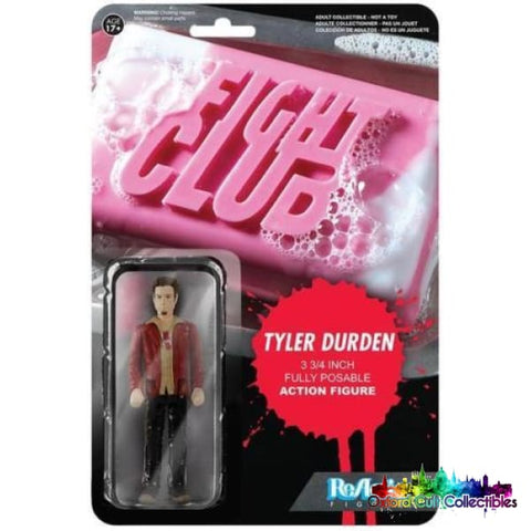 Fight Club Tyler Durden Action Figure