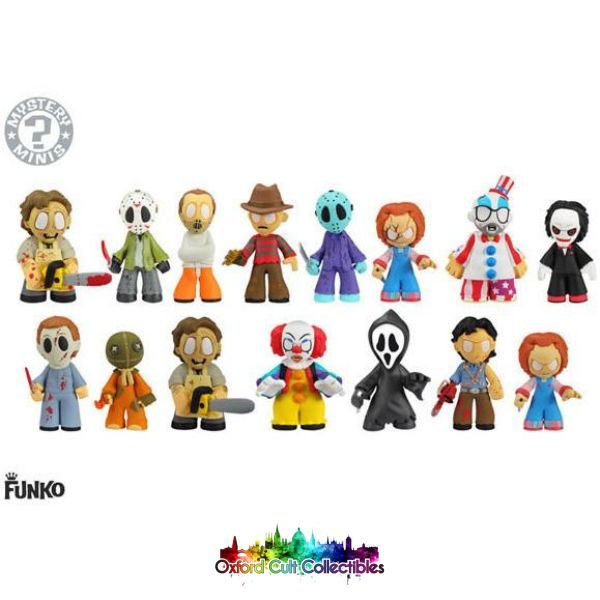Funko Childs Play Chucky Mystery Mini Figurine