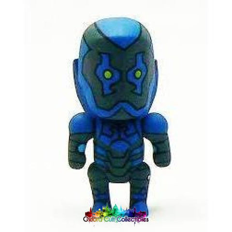 Funko Dc Collectibles Scribblenauts Unmasked Blue Beetle Mystery Mini Figurine
