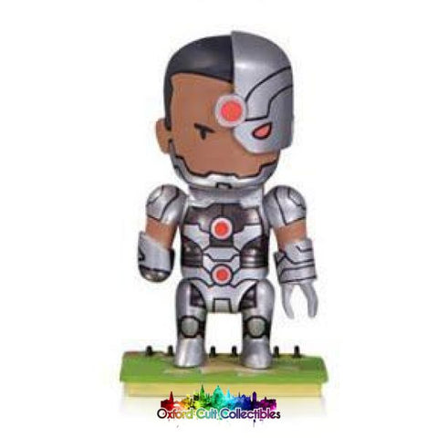 Funko Dc Collectibles Scribblenauts Unmasked Cyborg Mystery Mini Figurine