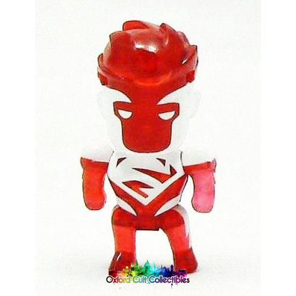 Funko Dc Collectibles Scribblenauts Unmasked Red Superman Mystery Mini Figurine