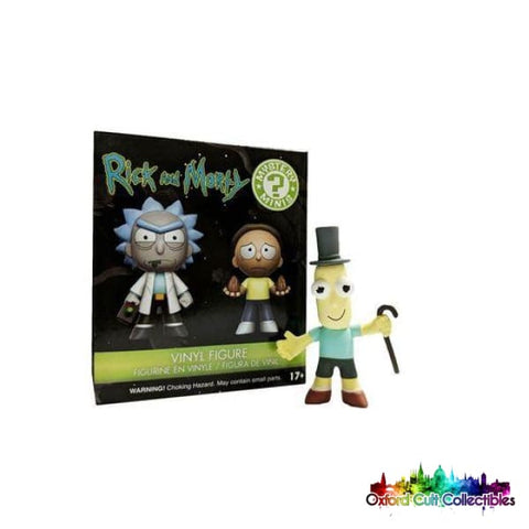 Funko Rick And Morty Mr Poopy Butthole Mystery Mini Figurine