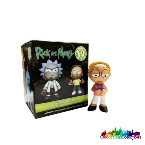 Funko Rick And Morty Summer Mystery Mini Figurine