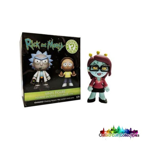 Funko Rick And Morty Unity Mystery Mini Figurine