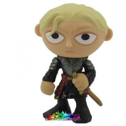 Game Of Thrones Brienne Tarth Cult Vinyl Figurine Mystery Mini