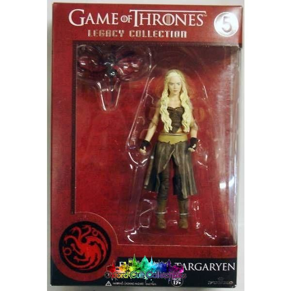 Game Of Thrones Daenerys Targaryen (5) Legacy Collection Action Figure