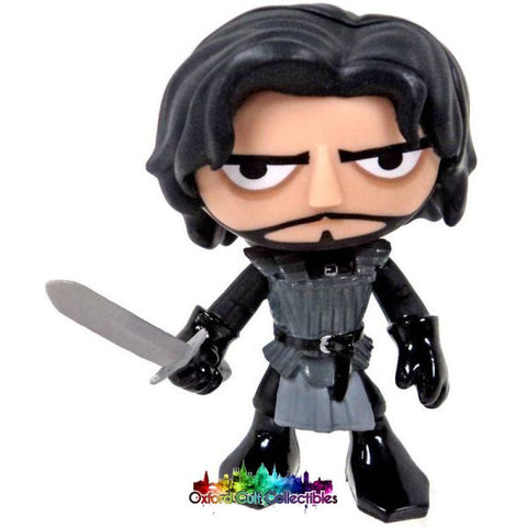 Game Of Thrones Jon Snow Cult Vinyl Figurine Mystery Mini