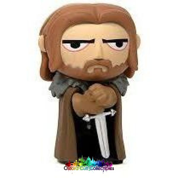 Game Of Thrones Ned Stark Cult Vinyl Figurine Mystery Mini
