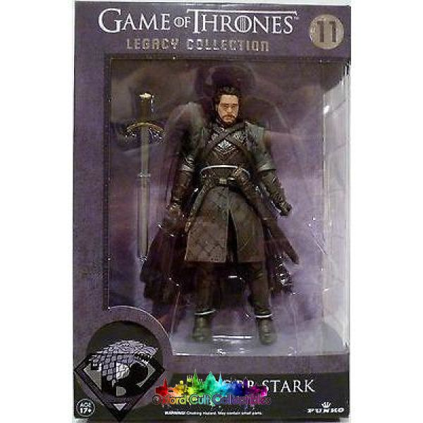 Game Of Thrones Robb Stark (11) Legacy Collection Action Figure