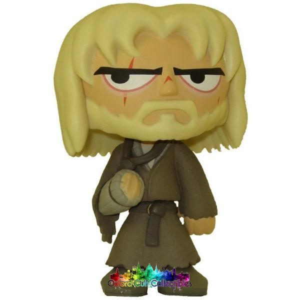 Game Of Thrones Sad And Cross Handless Jaime Lannister Cult Vinyl Figurine Mystery Mini
