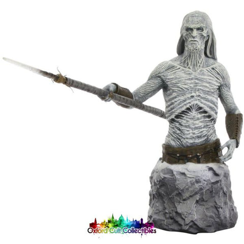 Game Of Thrones Whitewalker Limited Edition Bust