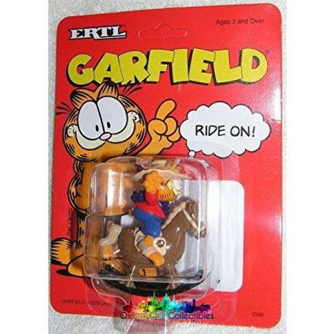 Garfield Ride On Rockin Horse Vehicle (Ertl)