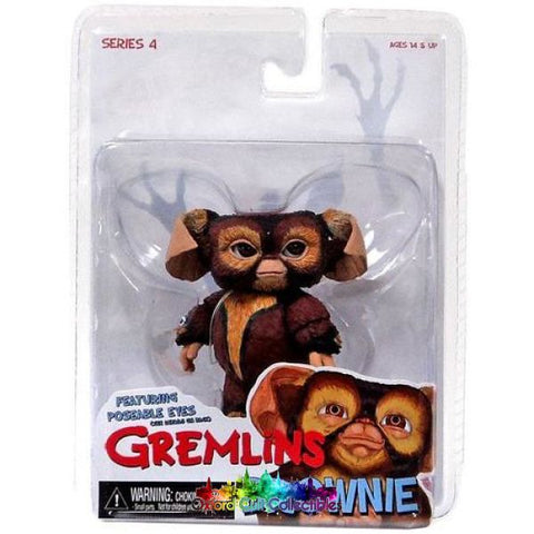 Gremlins Brownie Action Figure