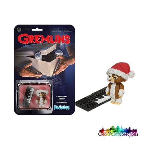 Gremlins Christmas Gizmo Action Figure