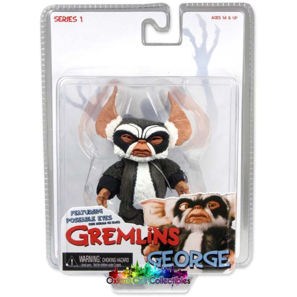 Gremlins George Action Figure