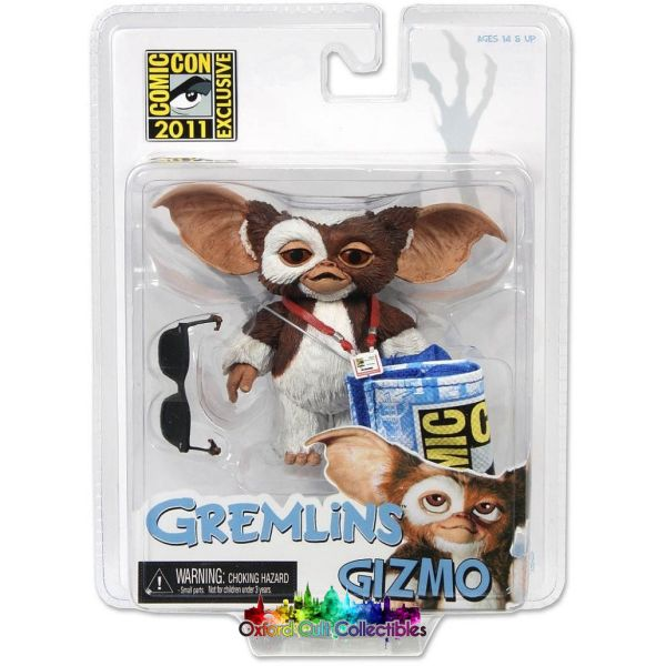 Gremlins Gizmo Comic Con Action Figure