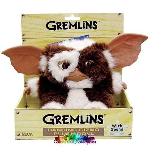 Gremlins Singing And Dancing Gizmo Plush