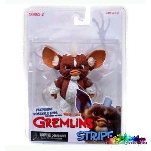 Gremlins Stripe Mogwai Action Figure