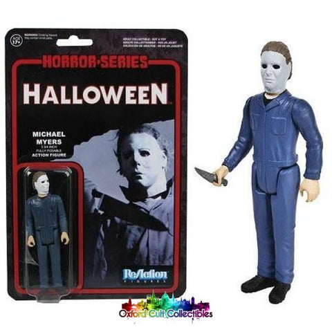 Halloween Michael Myers Action Figure