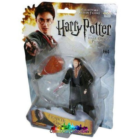 Harry Potter And The Half Blood Prince Fenrir Greyback Action Figure