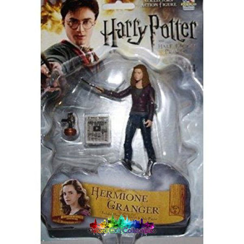 Harry Potter And The Half Blood Prince Ginny Weasley Action Figure