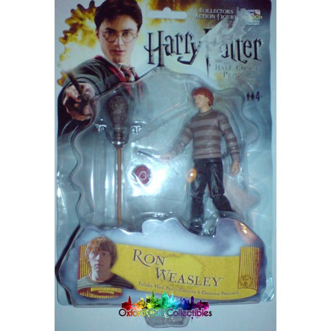 Harry Potter And The Half Blood Prince Ron Weasley Action Figure