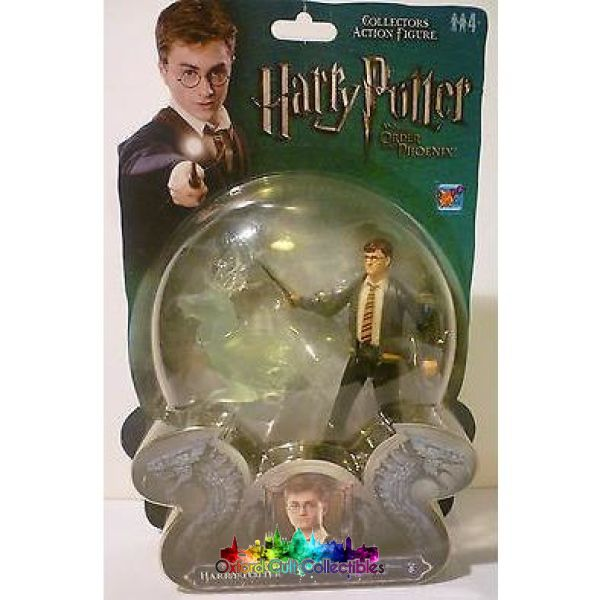 Harry Potter And The Order Of Phoenix Action Figure