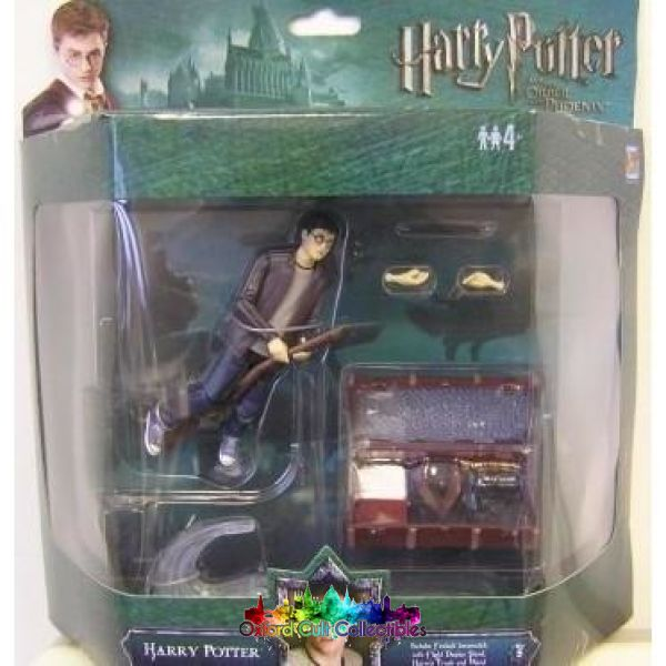 Harry Potter And The Order Of Phoenix Deluxe Action Figure