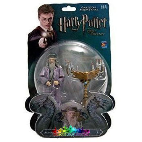 Harry Potter And The Order Of Phoenix Dumbledore Action Figure