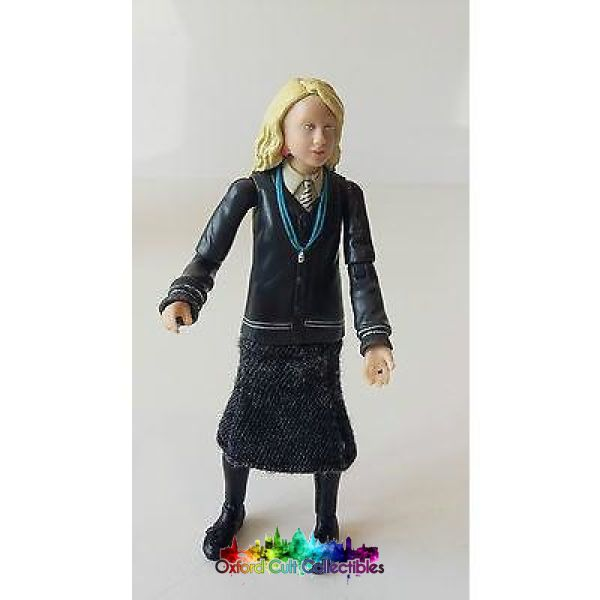 Harry Potter And The Order Of Phoenix Luna Lovegood Action Figure