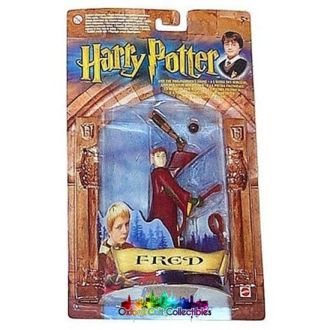 Harry Potter And The Philosophers Stone Fred Action Figure