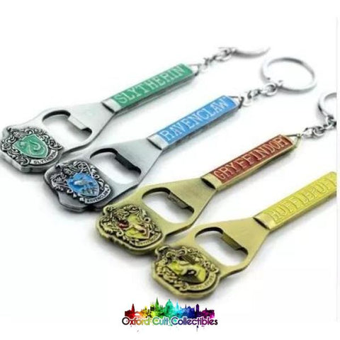 Harry Potter Gryffindor Metal Keyring Bottle Opener