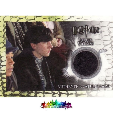 Harry Potter Neville Longbottom Authentic Costume Card
