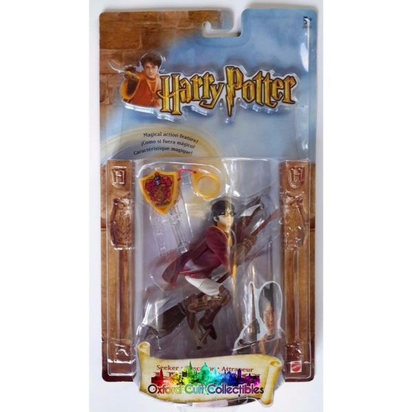 Harry Potter Poseable Seeker Action Figure