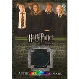 Harry Potter Ron Weasley Authentic Costume Card