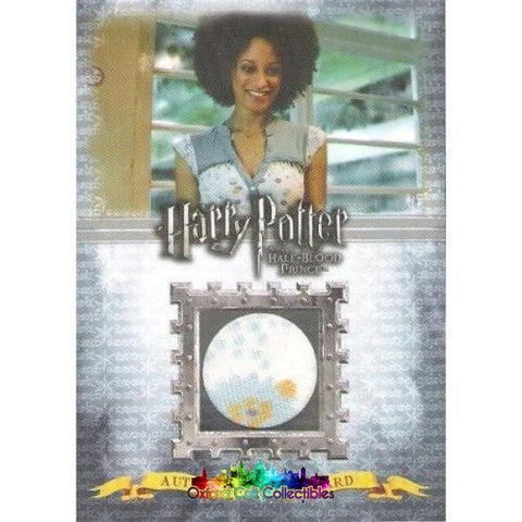 Harry Potter Waitress Authentic Costume Card