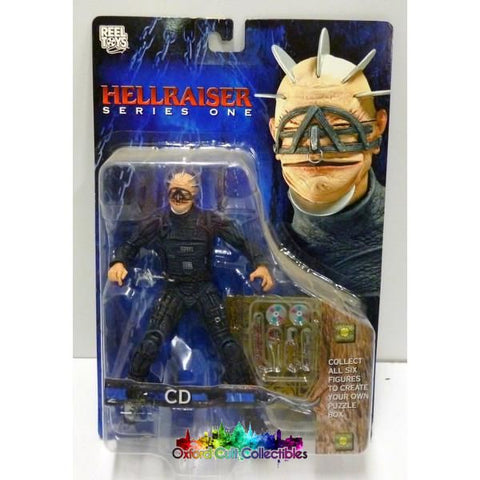 Hellraiser Series One Cd Action Figure