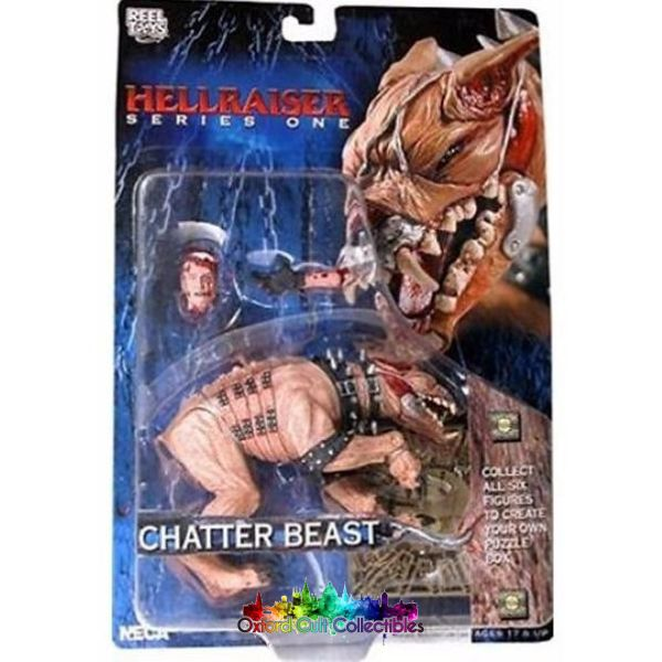 Hellraiser Series One Chatter Beast Action Figure