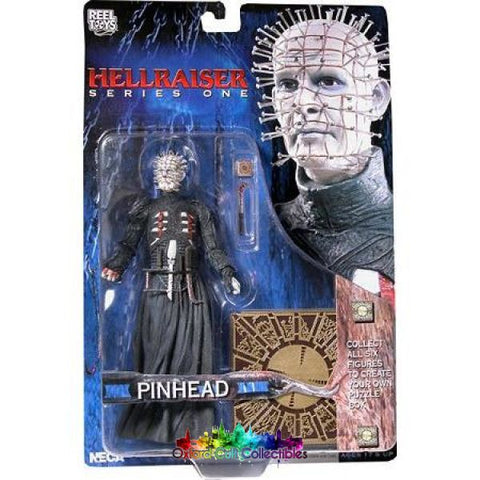Hellraiser Series One Pinhead Action Figure