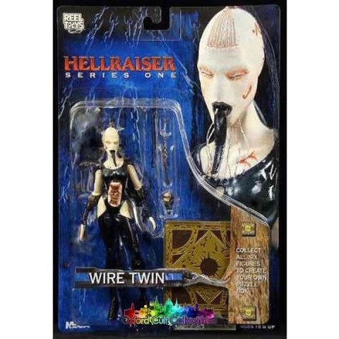 Hellraiser Series One Wire Twin Action Figure