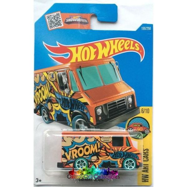 Hotwheels Art Car Vroom!
