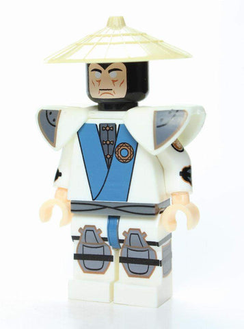 Building Blocks Mortal Kombat 'Raiden' minifigure