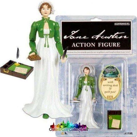 Jane Austen Action Figure Figures