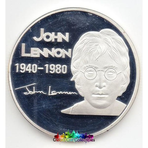 John Lennon Collectible Coin