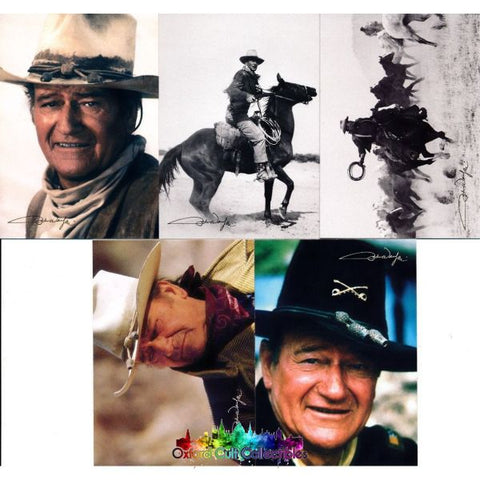 John Wayne The Duke Trading Card Set
