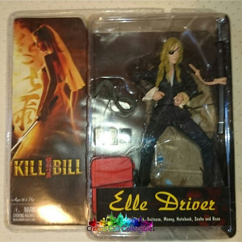 Kill Bill Volume 2 Elle Driver Action Figure