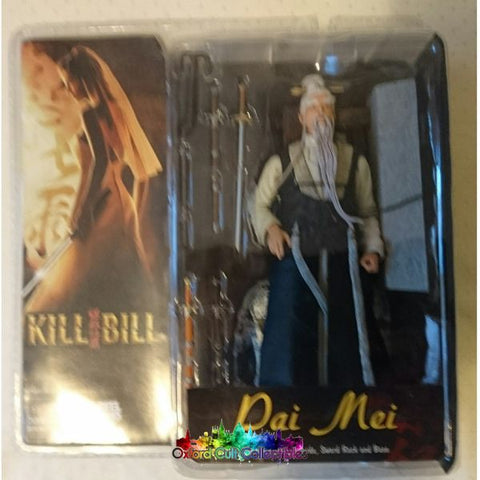 Kill Bill Volume 2 Pai Mei Action Figure